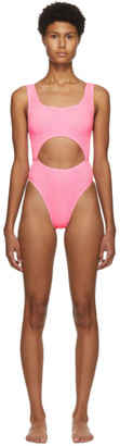BOUND by Bond-Eye Pink Mishy One-Piece