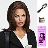 Bundle - 4 Items WORK IT by Raquel Welch, Wig Cap Liner, Loop Brush, Wig Galaxy Booklet. ... (R6)