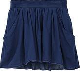 Vanessa Bruno Athé Textured Pocket Skirt