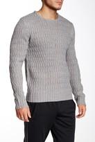 Yoki Open Knit Pullover Sweater
