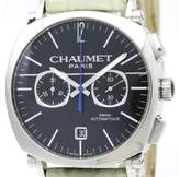Chaumet Dandy W11290-30A Stainless Steel Automatic 40mm Mens Dress Watch
