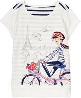 Gymboree Paris Bike Tee