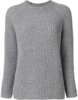 Eleventy long sleeved sweater - women - Polyamide/Wool - S