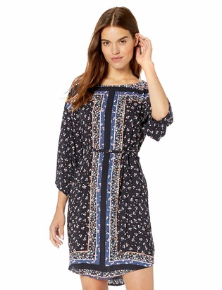 Seafolly Women's Panelled Dress Swimsuit Cover Up
