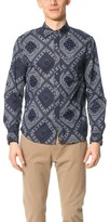 Alex Mill Bandana Print Sport Shirt