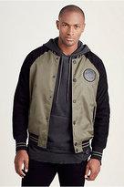 True Religion Russell Westbrook Mens Varsity Jacket