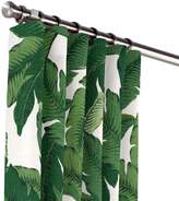 Loom Decor Convertible Outdoor Curtain Be Leaf It - Palm