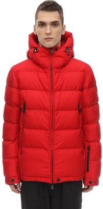 MONCLER GRENOBLE Isorno Nylon Down Jacket
