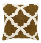 Mela Artisans Bali In Camel Decorative Pillow, Large