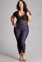Forever 21 FOREVER 21+ Plus Size Jeggings