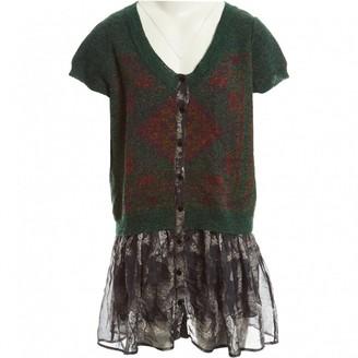 Heimstone Green Dress for Women