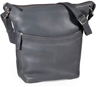 Derek Alexander North South Top Zip Slouch Handbag