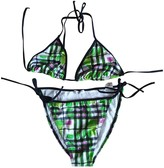 Burberry Multicolour Synthetic Swimwear