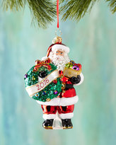 Christopher Radko Holly Jolly Year 2016 Christmas Ornament