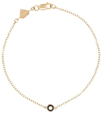 Alison Lou Salt 14K yellow gold diamond bracelet