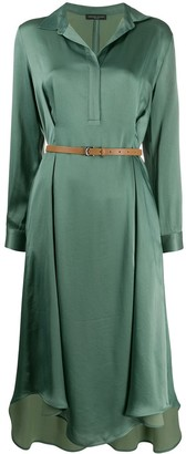 Fabiana Filippi Midi Shirt Dress