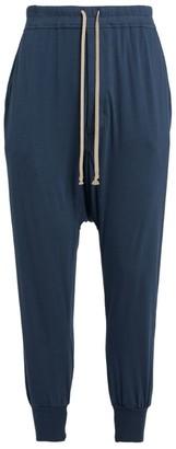 Rick Owens Dropped-Crotch Sweatpants