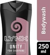 Lynx Unity Shower Gel 250ml