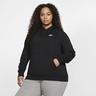 Nike Women's Fleece Pullover Hoodie Sportswear Essential