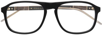Gucci Square-Frame Glasses