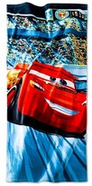 Disney Beach Towel - Cars 3 - Red - (28 x 58 inches Pixar®