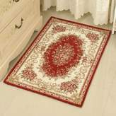 M0026306 European-stye foor mats/Door mat at the door/Bedroom iving room kitchen bathroom absorbent pad