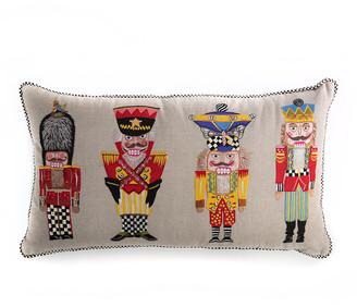 Mackenzie Childs MacKenzie-Childs - Nutcracker Brigade Lumbar Pillow