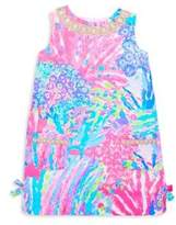 Lilly Pulitzer Toddler's, Little Girl's & Girl's Floral Cotton Dress