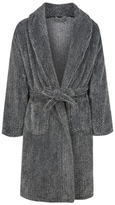 George Honeycomb Dressing Gown