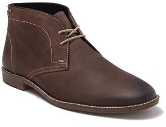 Ben Sherman Gabe Leather Chukka Boot