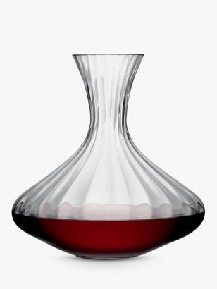 LSA International Aurelia Optic Glass Carafe, 1.8L, Clear