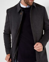 Arizona Overcoat and quilted gillet