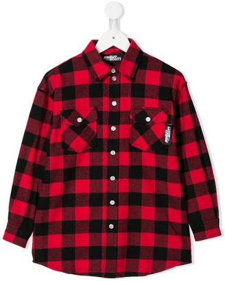Jeremy Scott Junior Classic Lumberjack Shirt
