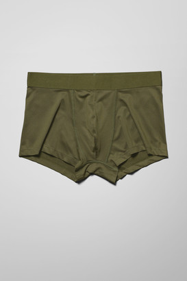 Weekday Dylan Micro Trunks - Green