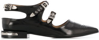 Toga Pulla Pointed Flats