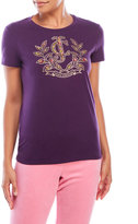 Juicy Couture Black Label Jeweled Tee