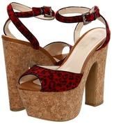Miss Me Christian-1 (Red/Black) - Footwear