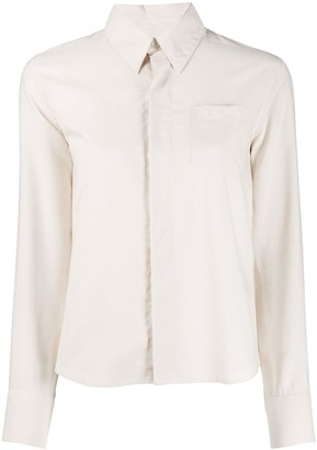 AMI Paris Fitted Shirt