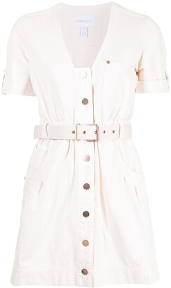 Alice McCall Bronte belted mini dress