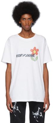 Nahmias White Rise And Shine T-Shirt