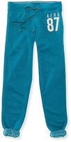 Aeropostale Womens Aero 87 Classic Cinch Sweatpants