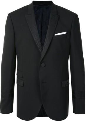 Neil Barrett Slim-Fit Tuxedo Jacket