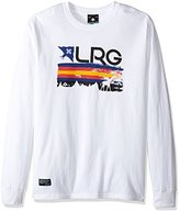 Lrg Men's Astro Grunge Long Sleeve Tee