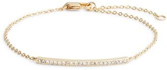 Nordstrom Pave Bar Bracelet