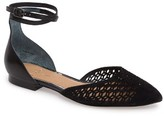 Linea Paolo Women's Drew Perforated Flat