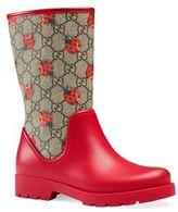 Gucci Kid's Rain Boots