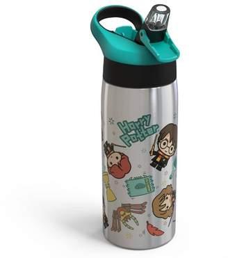 Zak Designs Harry Potter 19oz Stainless Steel Water Bottle