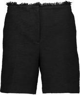 Theory Mirak cotton-blend tweed shorts