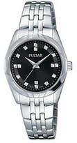 Pulsar Women's Stainless Steel Bracelet Watch