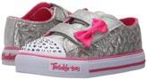 Skechers Twinkle Toes - Shuffles 10600N Lights (Toddler/Little Kid)